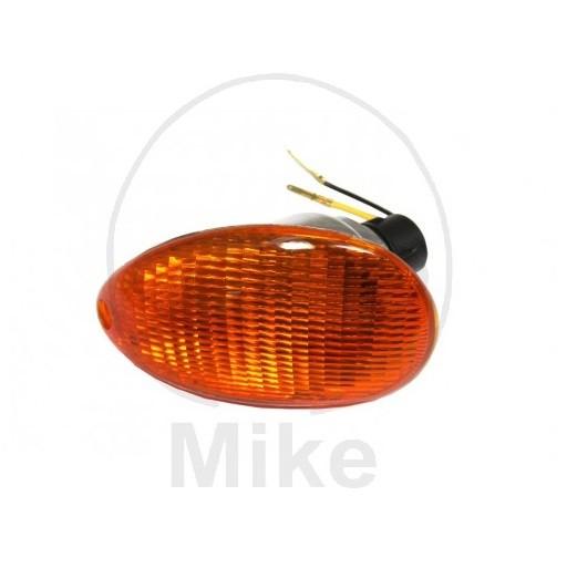 Blinkr Levý oranžová