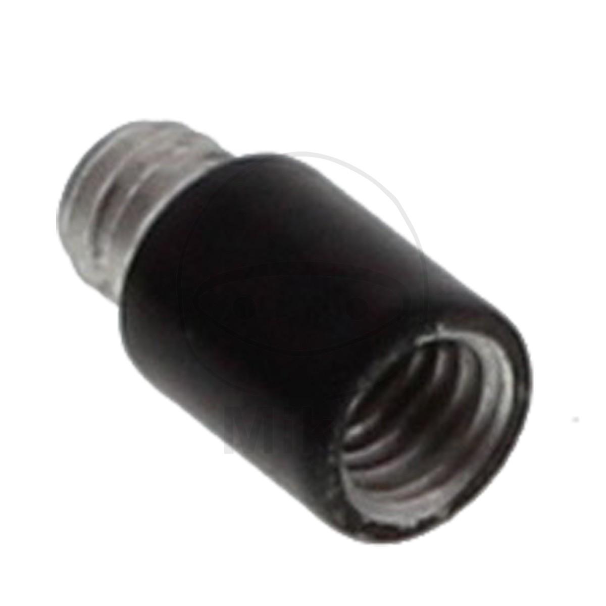 Indicator extansion chrom M6x10mm černý