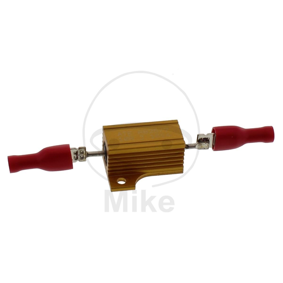 LED indicator resistor 10 Ohmů 25W