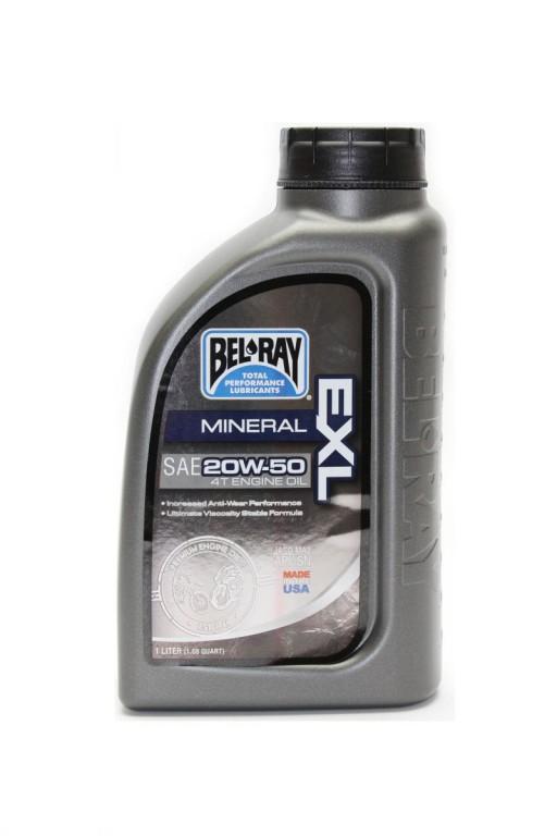 Motorový olej EXL MINERAL 4T 20W-50 1 l