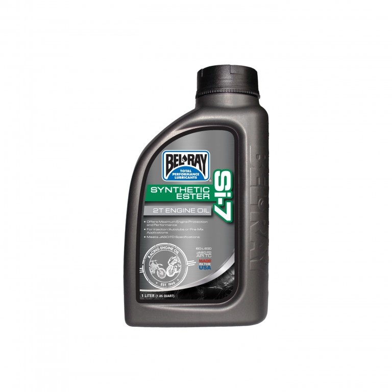 Motorový olej Si-7 FULL SYNTHETIC ESTER 2T 1 l