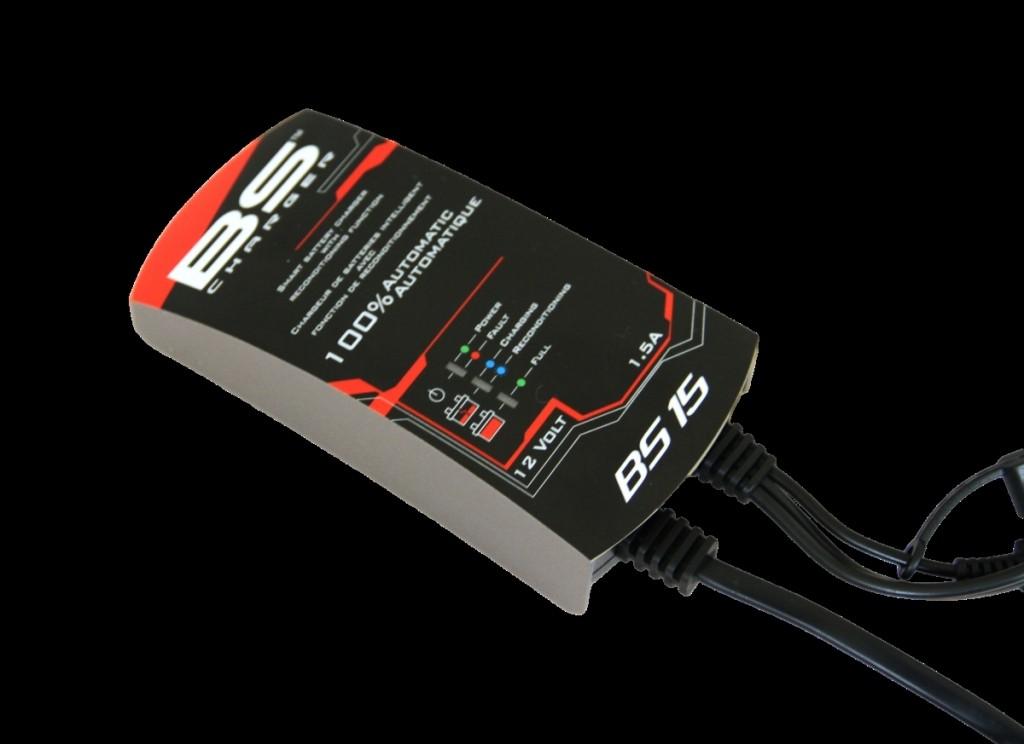 Nabíječka baterií SMART 12V 1500mA