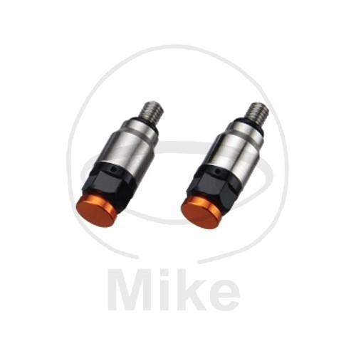 Odvzdušňovací ventil přední vidlice M4 oranžová