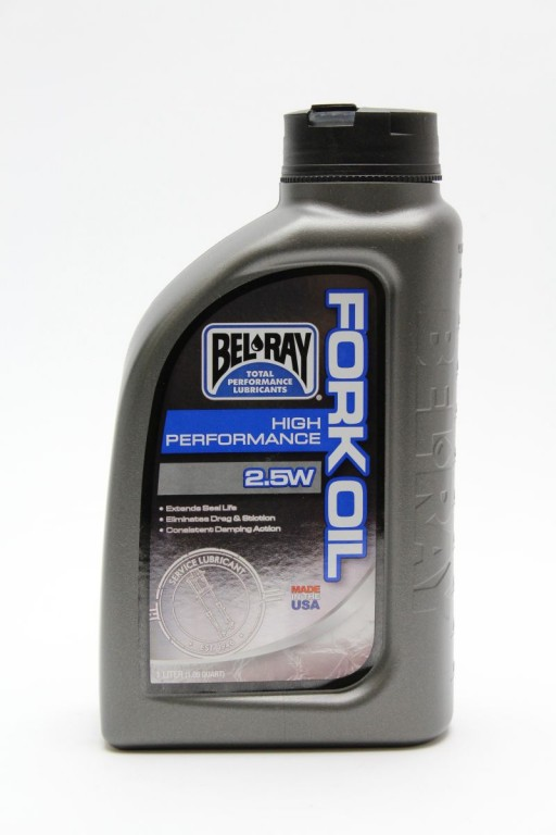Tlumičový olej HIGH PERFORMANCE FORK OIL 2.5W 1l