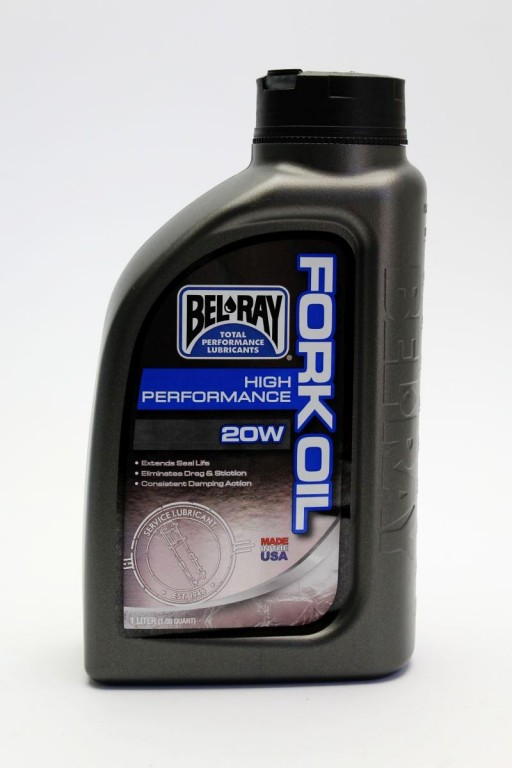 Tlumičový olej HIGH PERFORMANCE FORK OIL 20W 1l